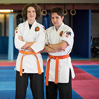 Jujitsu Teens - South East Self Defence