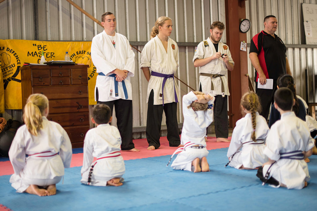 Martial Arts Grading - South East Self Defence