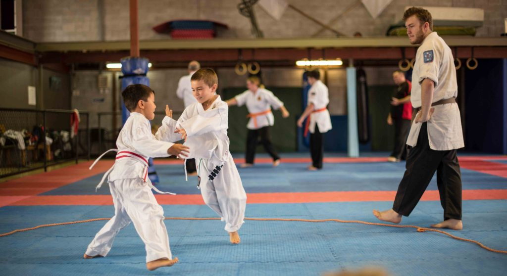 South East Self Defence Juniors
