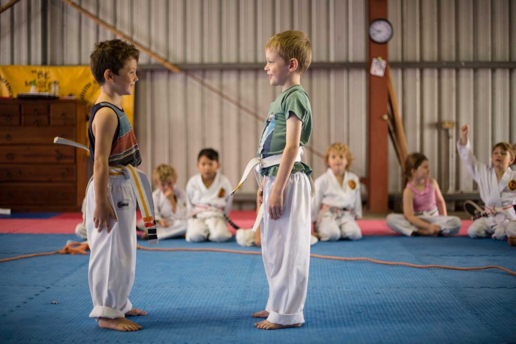 Jujitsu Kids - South East Self Defence