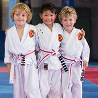 Jujitsu Little Dragons - South East Self Defence
