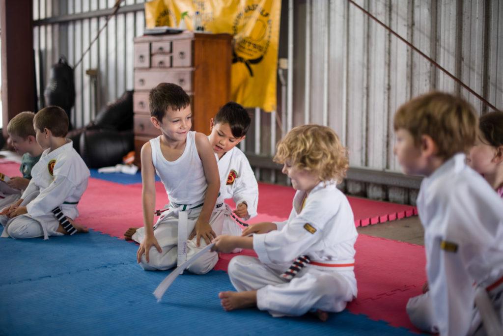 Pre Marital Arts - Jujitsu Kids - South East Self Defence