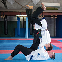 Jujitsu moves - South East Self Defence
