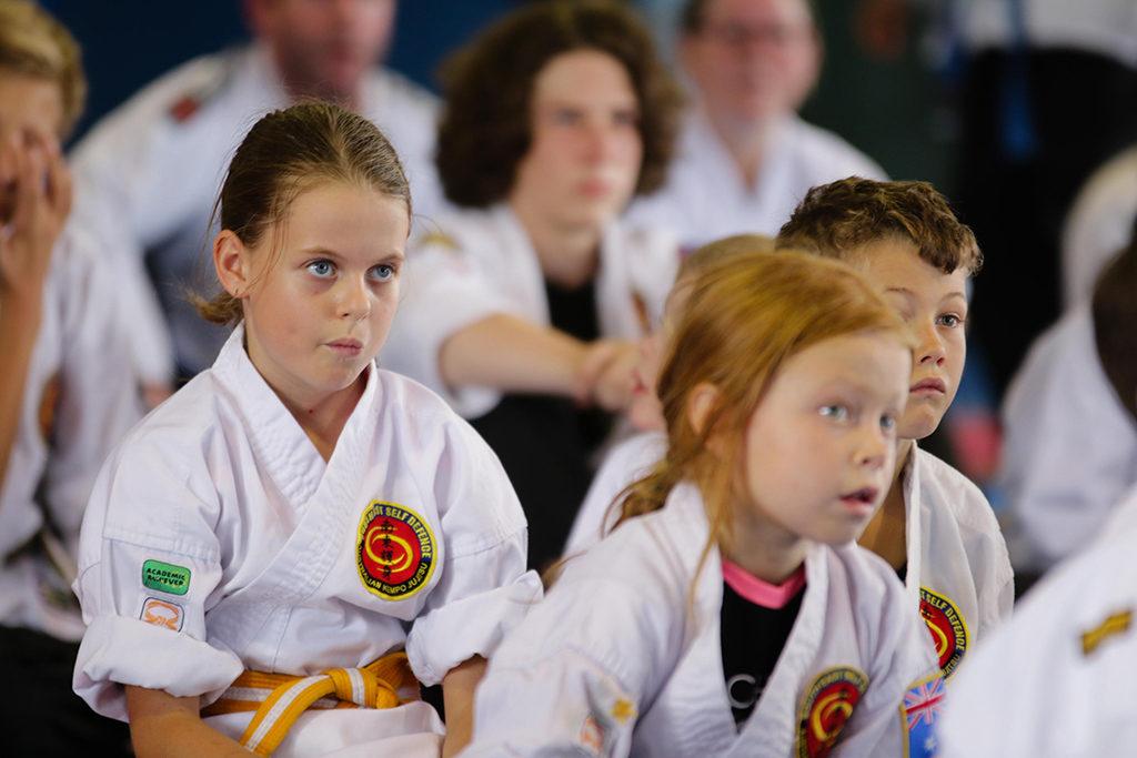 Jujitsu Kids