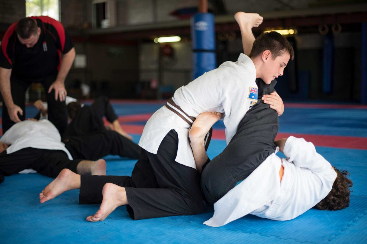 Martial Arts for Teens - South East Self Defence